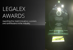 BDR Wins LegalEx Award